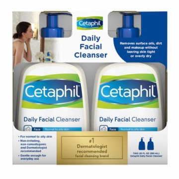 Cetaphil daily cleanser 2pck in Nigeria