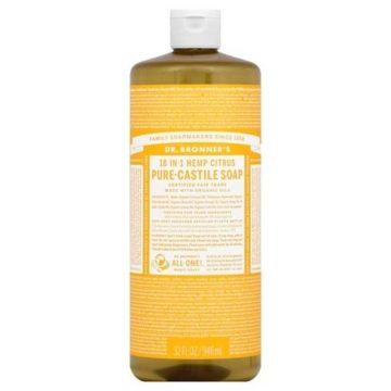 Dr Bronners Hemp Citrus 32oz | Buy in Nigeria