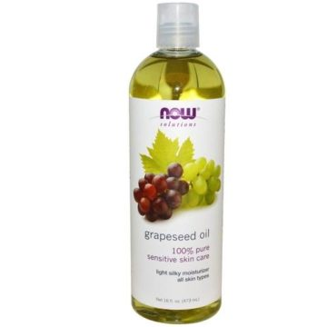Now Solutions Grapeseed Oil 16oz | Online Beauty Store in Nigeria