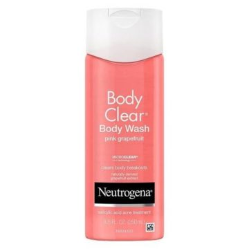 Neutrogena Body Clear® Body Wash-Pink Grapefruit in Nigeria