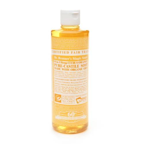 Dr. Bronner's 18-IN-1 Hemp Pure-Castile Soap Organic Citrus Orange in Nigeria