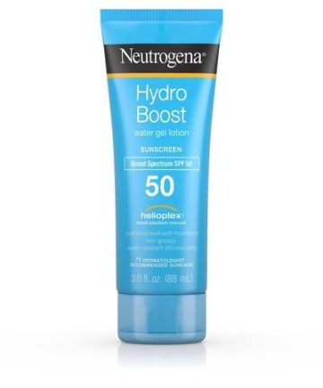 Neutrogena Hydro Boost Water Gel Lotion SPF 50 in Nigeria