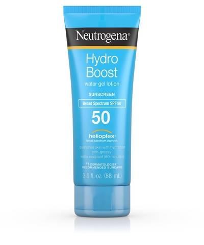 Neutrogena Hydro Boost Water Gel Lotion SPF 50 in Nigeria