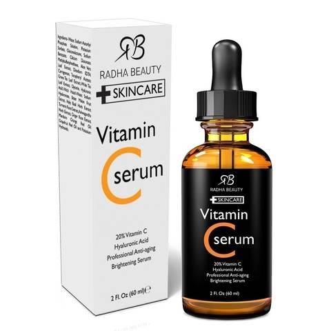 Radha Beauty Vitamin C serum in Nigeria