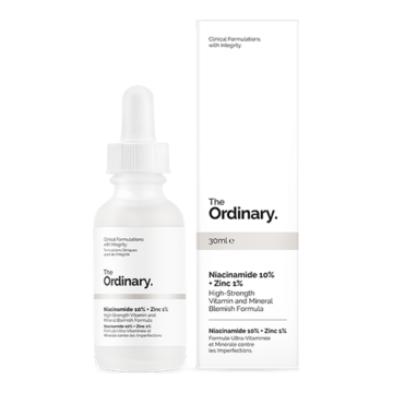 the ordinary Niacinamide in Nigeria