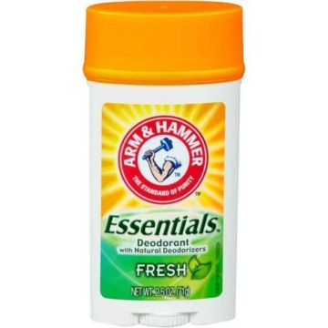 ARM & HAMMER Essentials Natural Deodorant, Fresh 2.5 oz in Nigeria