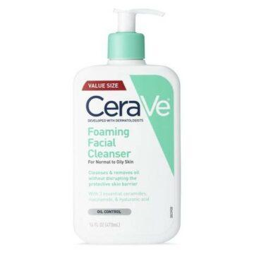CeraVe Foaming Facial Cleanser in Nigeria