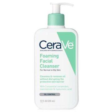cerave foaming cleanser 12oz | Buy in Nigeria