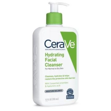 Cerave Hydrating Cleanser 12oz | Buy in Nigeria