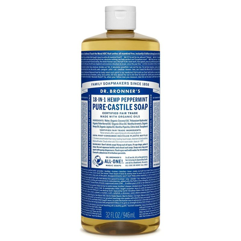 Dr Bronners Peppermint 32oz | Buy Online in Nigeria