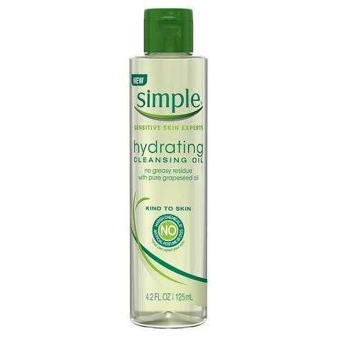 Simple Hydrating Cleansing oil | Buy Online in Nigeria