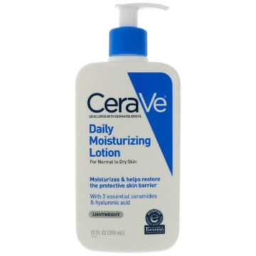 Cerave Daily Moisturising lotion 12oz | Buy Online in Nigeria