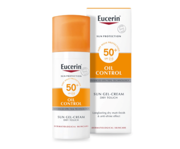 Eucerin Sun Gel-Cream Oil Control SPF 50 | Buy online in Nigeria
