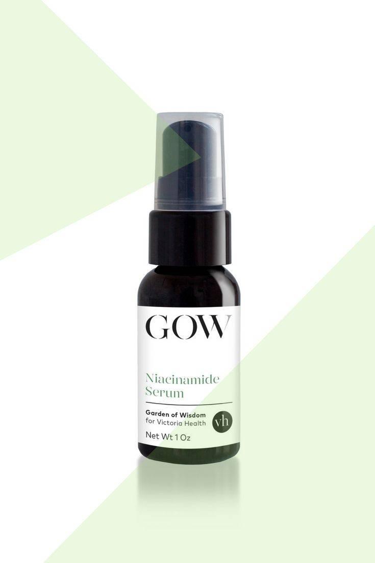 Garden of wisdom niacinamide serum | Buy online in Nigeria
