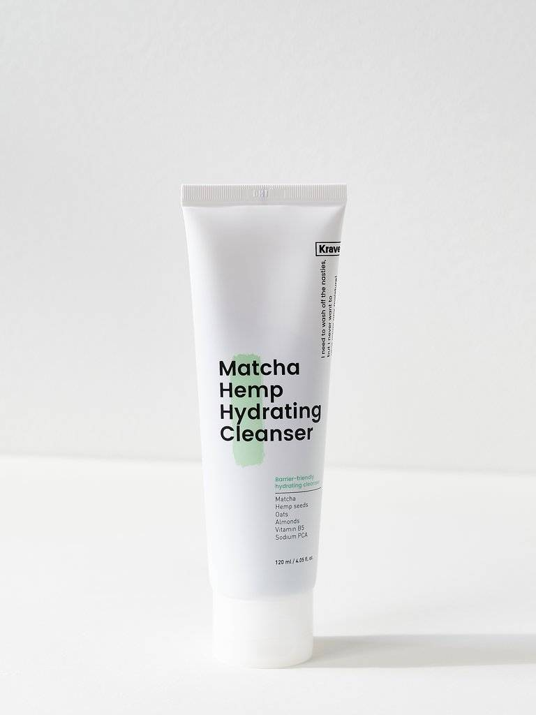 Krave Matcha hydrating cleanser | Buy in Nigeria