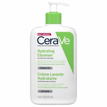 CERAVE HYDRATING CLEANSER 16OZ GB/FR | CERAVE IN LAGOS,NIGERIA