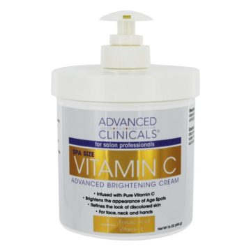 advanced clinicals vitamin c cream | Buy online in Nigeria