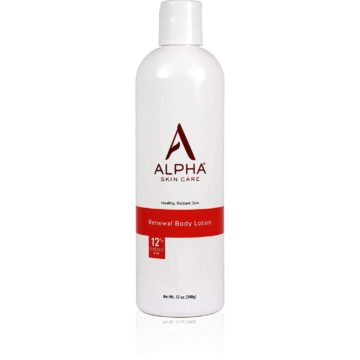 Alpha Renewal Body Lotion 12% Glycolic AHA | Buy in Nigeria | Buybetter.ng