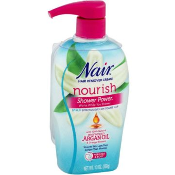Nair Moroccan Argan Oil Shower Power Max | Buy in Nigeria