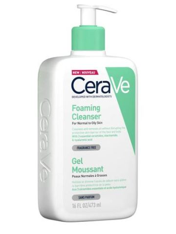 Cerave Foaming Cleanser 473ml | Buy online in Nigeria