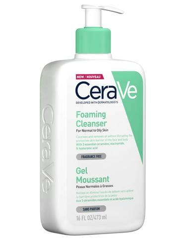 Cerave Foaming Cleanser 473ml | Buy online in Nigeria
