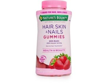 Nature Bounty 230 Gummies | Buy online in Nigeria