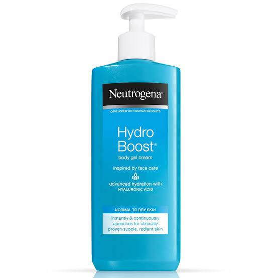 Neutrogena hydroboost body gel cream | Buy in Nigeria