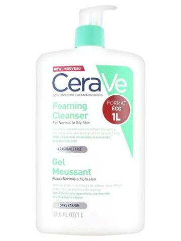 Cerave Foaming Cleanser 1 Litre   Buy Online in Nigeria