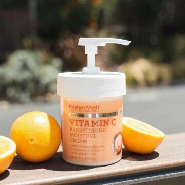 Naturewell Vitamin C Brightening Moisture Cream | Buy in Nigeria