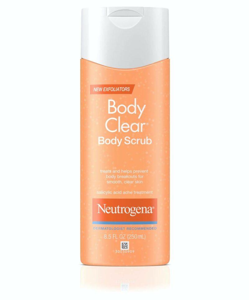 Neutrogena Body Clear Body Scrub   Buy online in Nigeria