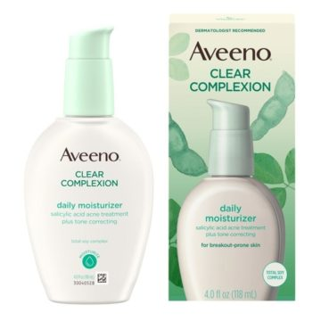 Aveeno® Clear Complexion Daily Moisturizer | Buy online in Nigeria