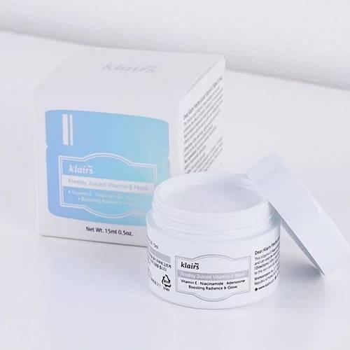 Klairs Vitamin E Mask 15ml | Buy in Nigeria