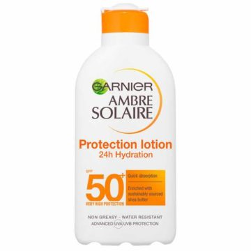 Garnier Ambre Solaire SPF50 200ml | Buy in Nigeria