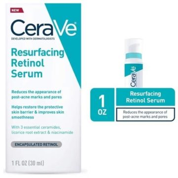 CeraVe Resurfacing Retinol Serum | Buy in Nigeria