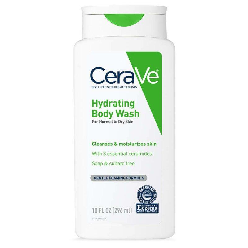 Cerave hydrating body wash | Buy in Nigeria