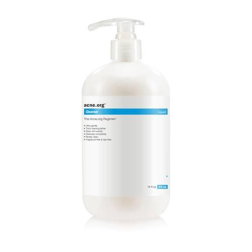 Acne.org 16oz Face Cleanser | Buy in Nigeria