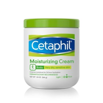 Cetaphil Moisturizing Cream 20oz | Buy in Nigeria