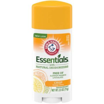 ARM & HAMMER Essentials Deodorant, Crisp Orange Citrus | Buy in Nigeria