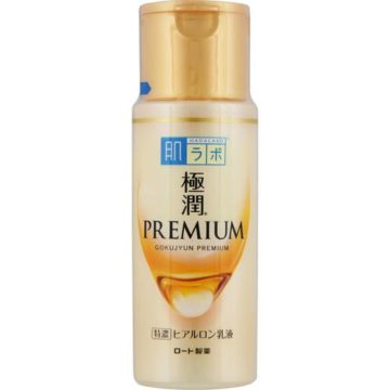 Hada Labo Premium Hyaluronic Milky Lotion 140ml | Buy in Nigeria