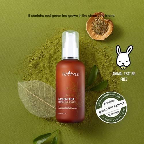 Isntree green Tea Fresh Emulsion   Buy in Nigeria