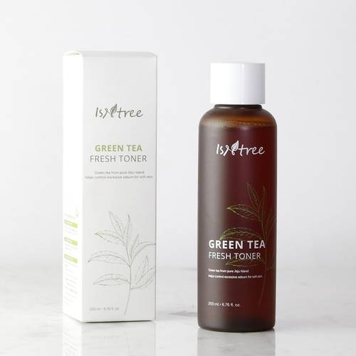Isntree Green Tea Fresh Toner 200ml | Buy in Nigeria