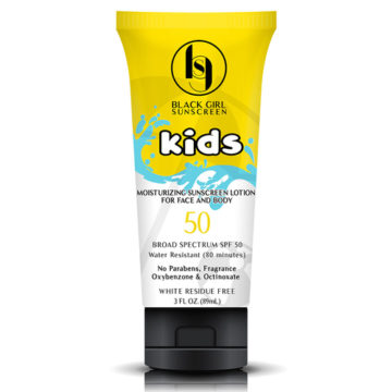 Black Girl Sunscreen SPF 50 For Kids | Buy in Nigeria