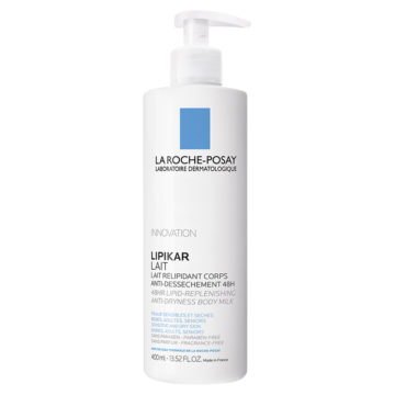 La Roche-Posay Lipikar Lait Body Lotion Dry Skin 400ml | Buy La Roche Posay in Nigeria