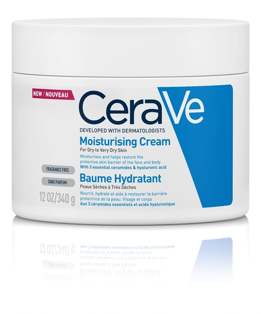 CERAVE MOISTURIZING CREAM 12 OZ.GB/FR | CERAVE IN LAGOS,NIGERIA