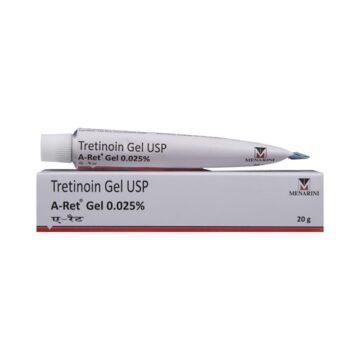 A-Ret Tretinoin 0.025% Gel | Buy Retin a online in Nigeria