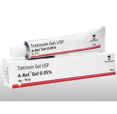A-Ret Tretinoin 0.05% Gel   Buy Retin A online in Nigeria