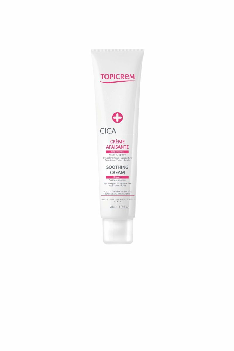 Topicrem CICA SOOTHING CREAM 40ML | BUY IN NIGERIA AT BUYBETTER.NG