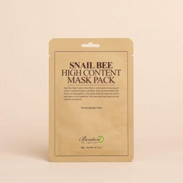 Benton Snail Bee High Content Mask Pack | Buy in Nigeria